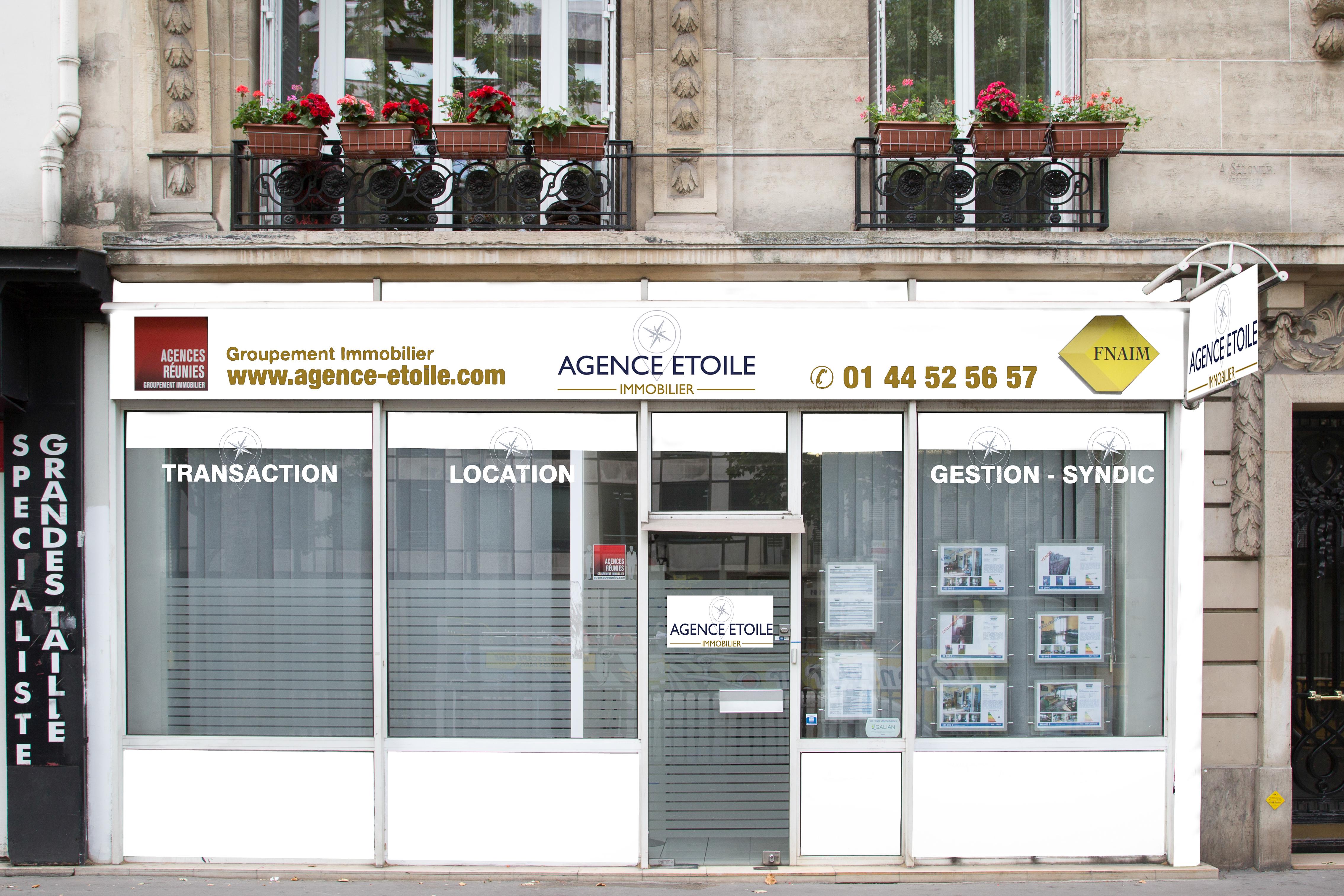 Agence etoile c t 3 me paris syndic de copropri t for Agence immobiliere 3eme arrondissement paris