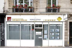 Agence Etoile Côté 3ème Paris syndic de copropriété