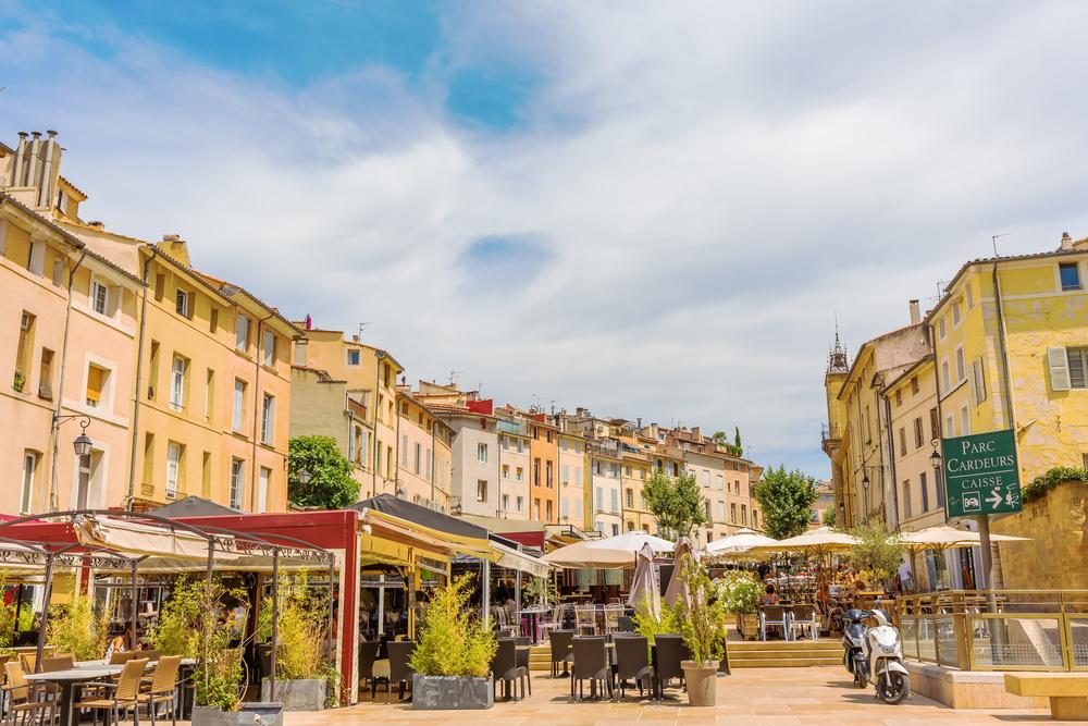 Aix vendre louer gerer avec Agence Etoile