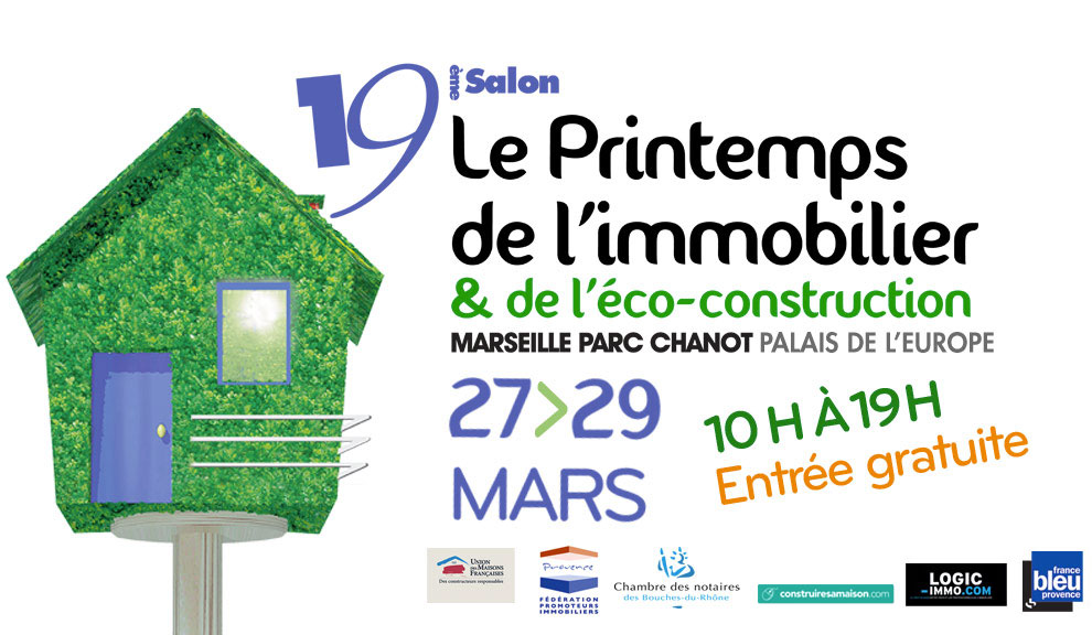 Le printemps de l 39 immobilier marseille agence etoile for Salon de l immobilier marseille