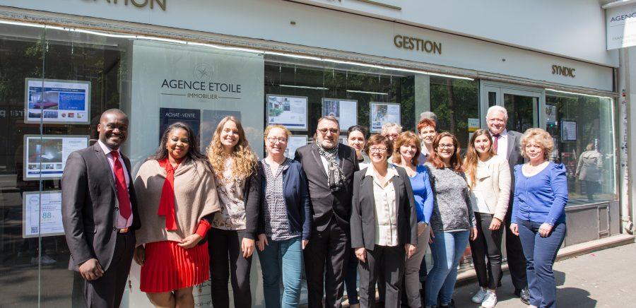 Agence Etoile, syndic de proximité à Paris