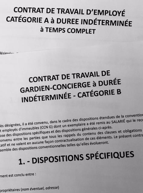 La convention collective nationale des gardiens concierges et employes d immeubles ccmr - Formation de concierge d immeuble ...