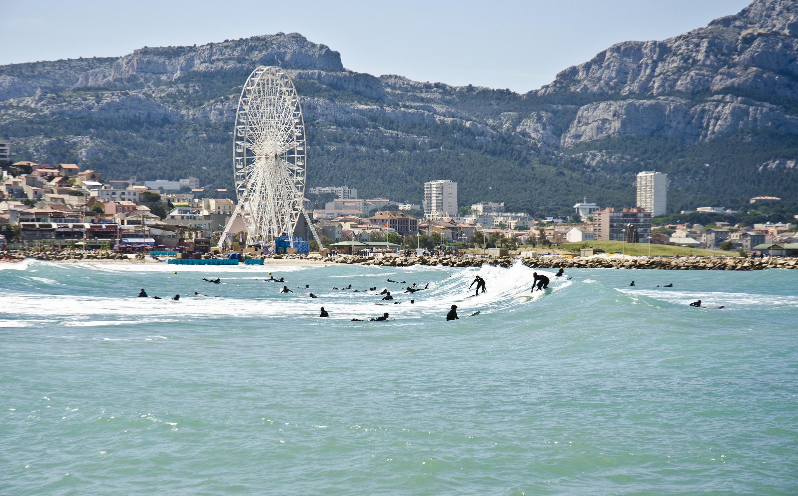 Marseille _ autour du Prado