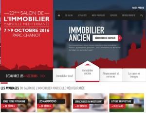 Agence Etoile au salon de l'immobilier de Marseille 2016