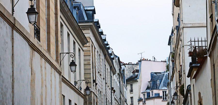 Paris 3eme l'arrondissement dynamique