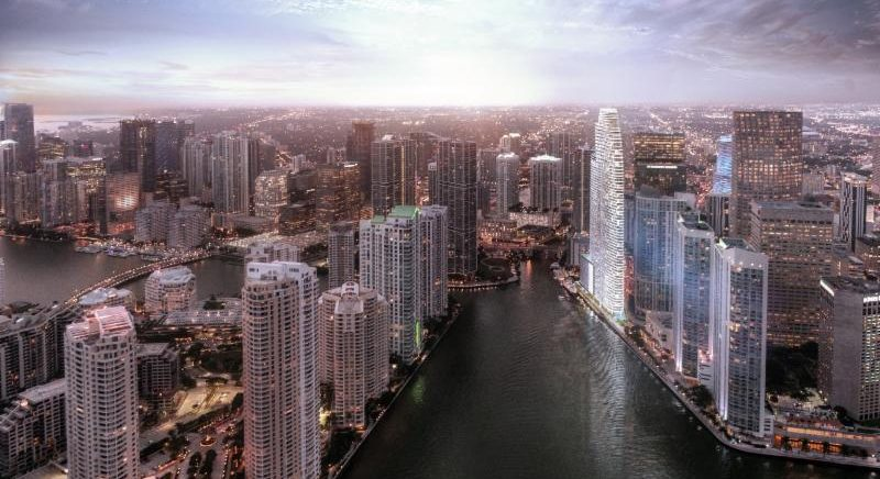 Aston Martin Residence : le luxe à l'anglaise sur Miami River