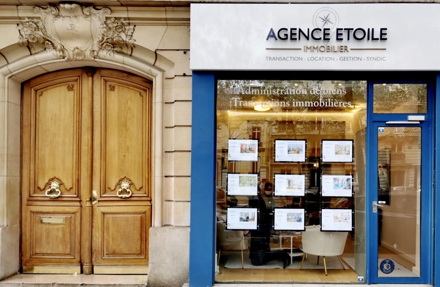 Agence Etoile Rive Gauche