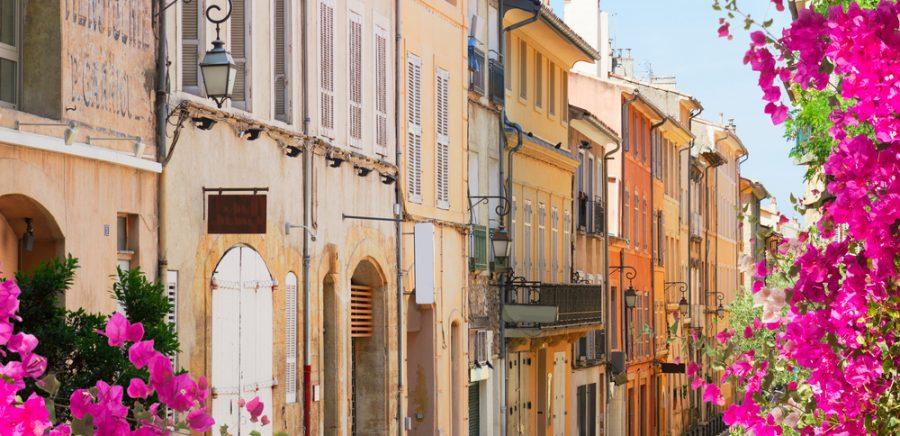 Aix-en-Provence, issue d'un noble sang