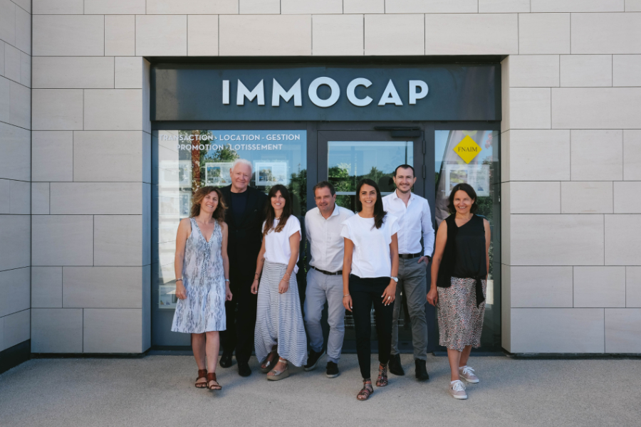 Agence Immocap Simiane-Collongue