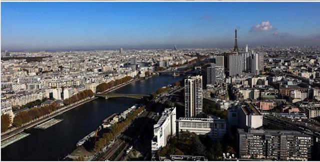 Paris, métropole du monde