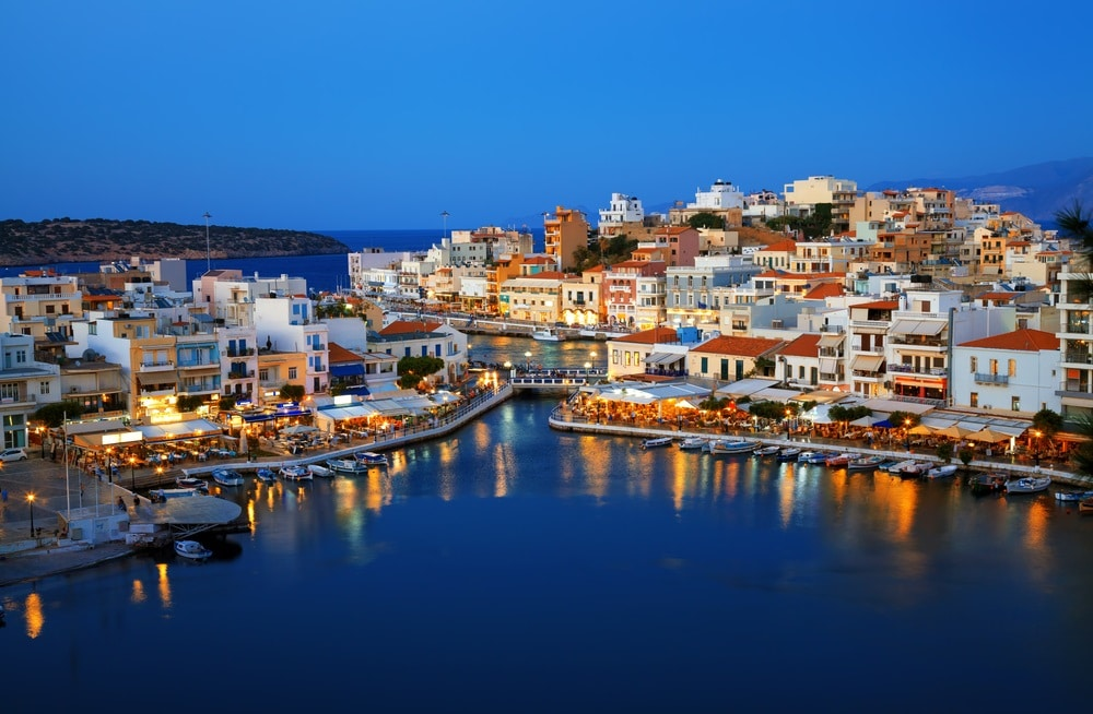 La Crète, île des dieux