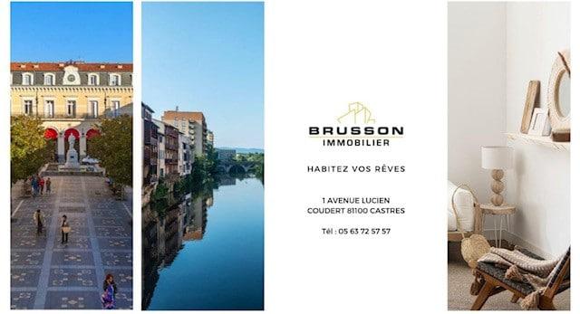 Isabelle Brusson agent immobilier à Castres
